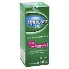 Optocare UL Lubrificante Oftálmico com 10ml