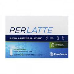Perlatte 9.000 com 30 Comprimidos Eurofarma