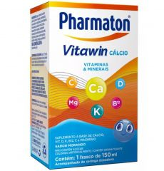 Pharmaton Vitawin Calcio com 150ml