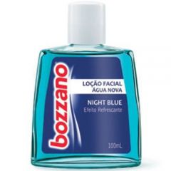 Pós-Barba Bozzano Á�gua Nova Night Blue 100 ml
