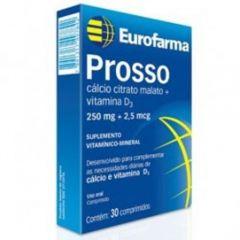 Prosso 250mg/ 30 Comprimidos Eurofarma