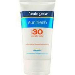 Protetor Solar Neutrogena Sun Fresh FPS-30 120ml