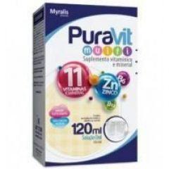 Puravit Multi - Tutti-Frutti, 120mL