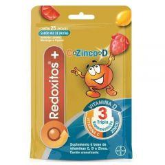 Redoxitos Gomas + Vitamina C + D e Zinco com 25unidades