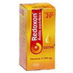 Redoxon Gotas 200mg com 20ml Bayer