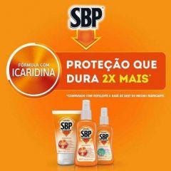 Repelente SBP Advanced Spray 100ml Ganhe 20% De Desconto
