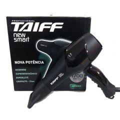 Secador de Cabelo TAIFF New Smart 1700 Watts 127 V ou 230 V