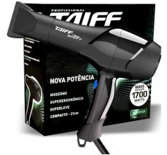 Secador Taiff profissional New Smart 1700w