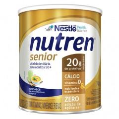 Suplemento Alimentar Nutren Senior Sem Sabor 740g