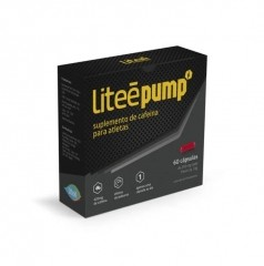 Suplemento de Cafeína Litee Pump com 60 Cápsulas