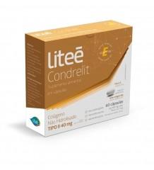 Suplemento de Colágeno Não Hidrolisado Tipo 2 Liteê Condrelit
