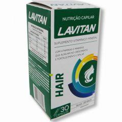 Suplemento Lavitan Hair com 30 cápsulas Cimed