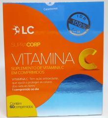 Supracorp Vitamina C com 60 Comprimidos