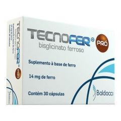 Tecnofer - 30 cápsulas