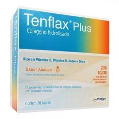 Tenflax Plus - caixa com 30 sachês