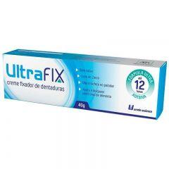 ultrafix creme sem sabor com 40g