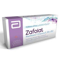 Zafolat - Caixa com 30 Comprimidos Revestidos