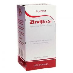 Zirvit Multi - 30 comprimidos