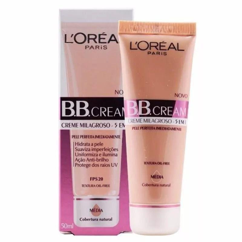 BB Cream Base Media 30ml L'Oreal Paris