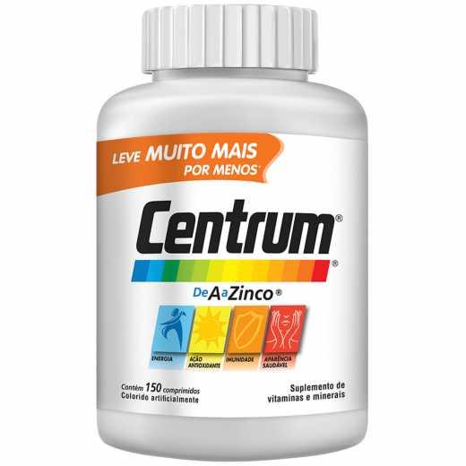Centrum A a Z com 150 Comprimidos
