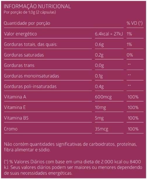 Complexo Vitaminico para a Pele Litee Cellolitee