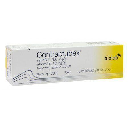 Contractubex Gel com 20g Biolab