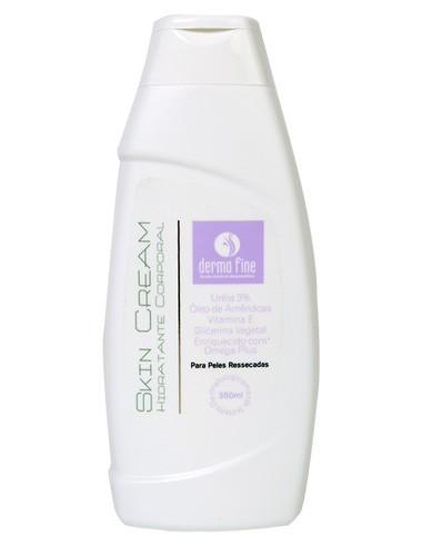 Creme Hidratante Corporal Skin Cream DermaFine 250mL