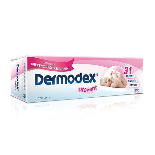 Creme Prevenção de Assaduras Dermodex Prevent 30g