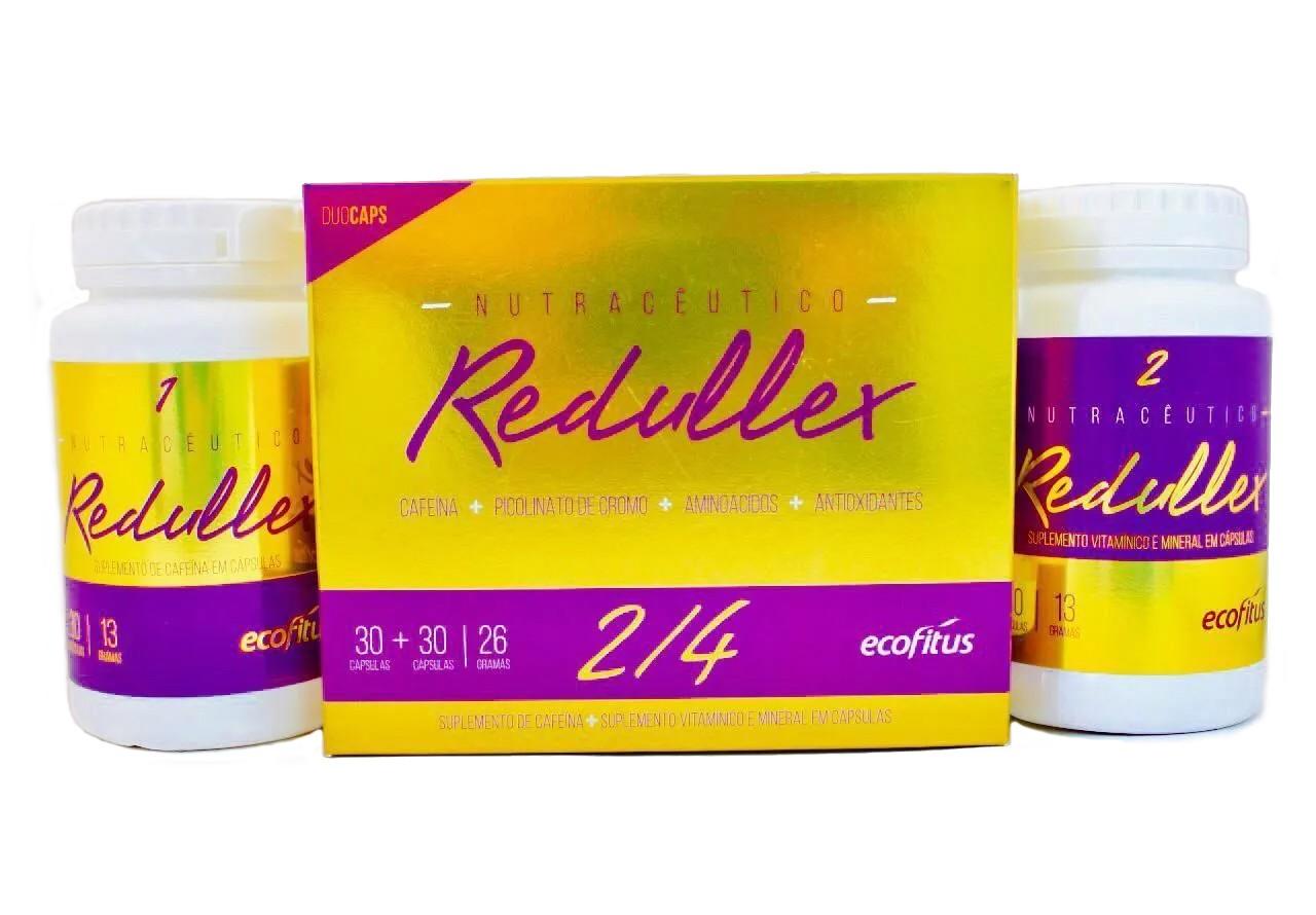 Emagrecedor Redullex com 60 cápsulas