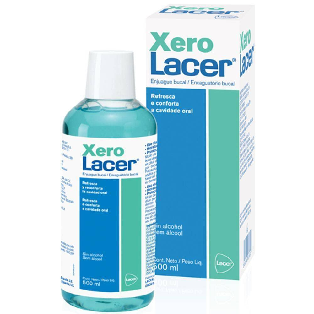 Enxaguante Bucal Xero Lacer - 500mL