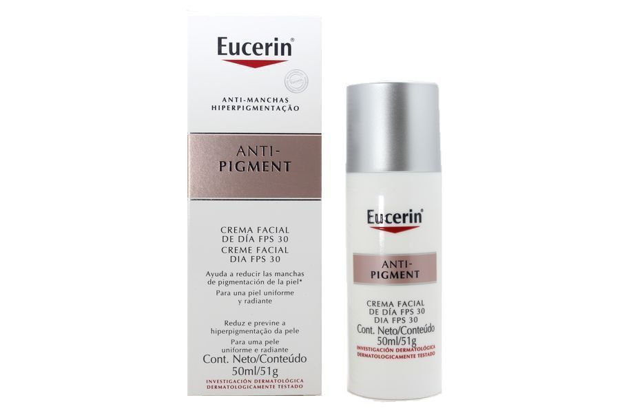 Eucerin Anti-Pigment Creme Facial Dia FPS 30 com 50ml