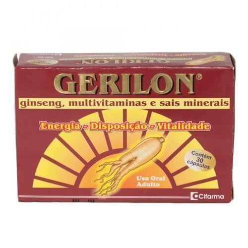 Gerilon GRB 30 Cápsulas