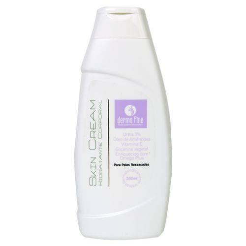 Hidratante Corporal Derma Fine Skin Cream