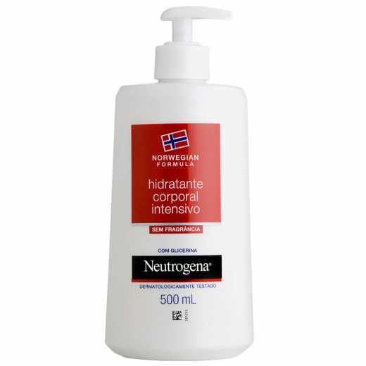 Hidratante Corporal Neutrogena Intensivo 500ml