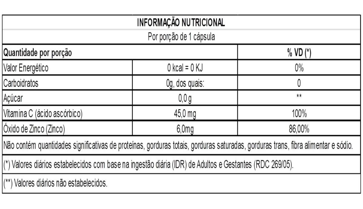 Suplemento Para Aumentar Imunidade Imunoglucan DS 60 Cápsulas