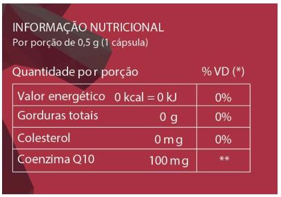 Kit com 2 Caixas Suplemento Alimentar de Coenzima Q10 Liteé