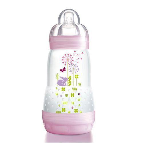 Mamadeira MAM First Bottle Girls 260mL - 4664