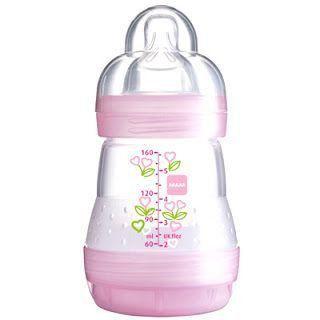 Mamadeira Mam Rosa First Bottle 160 ML