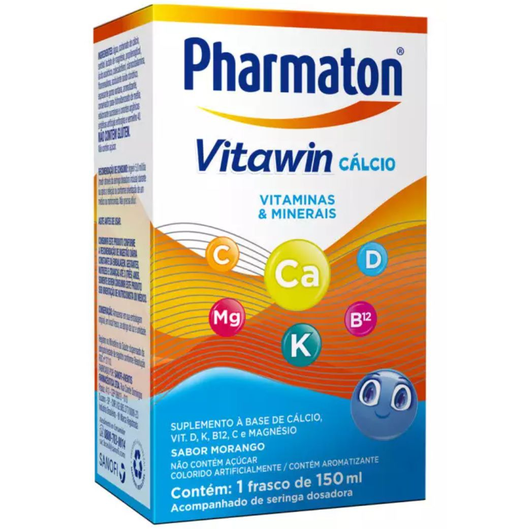 Pharmaton Vitawin Calcio com 150ml