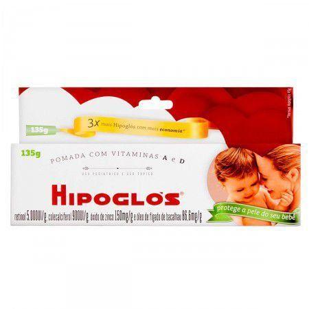Pomada Prevenção de Assaduras Hipoglós 135g