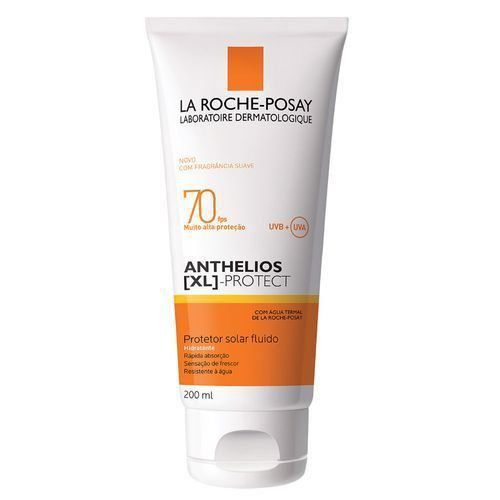 Protetor Solar La Roche-Posay Anthelios XL FPS- 70 com 200ml
