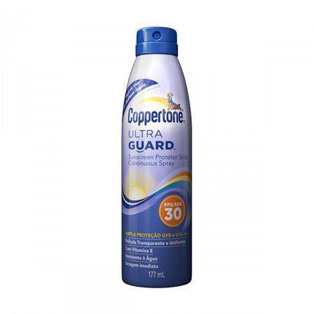 Protetor Solar Spray Ultra Guard FPS 30