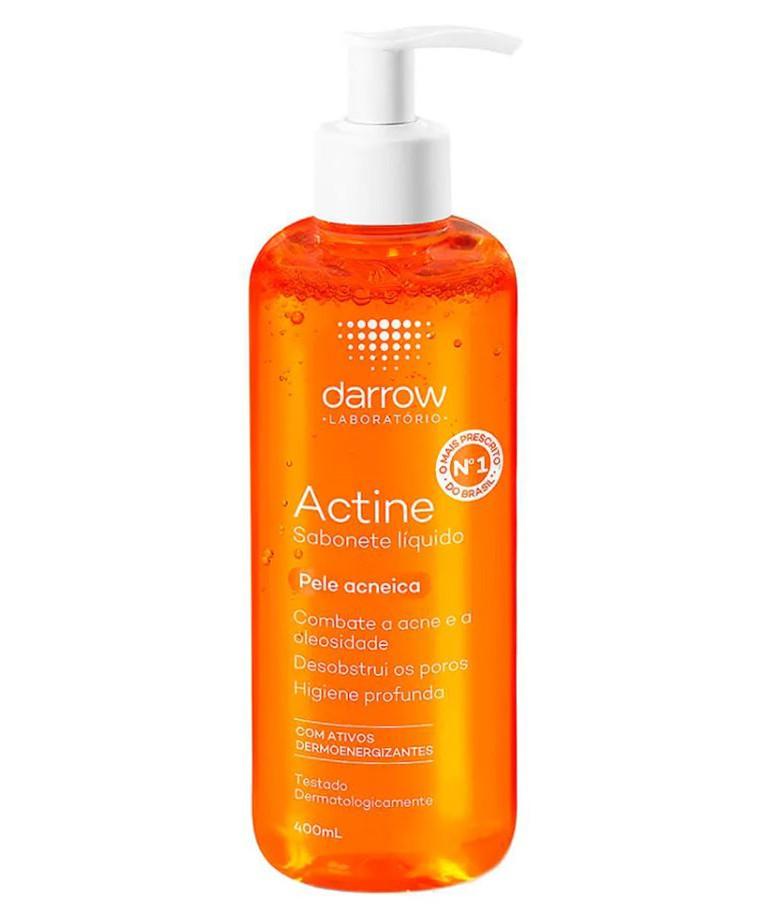 Sabonete Líquido Antiacne Actine 400ml