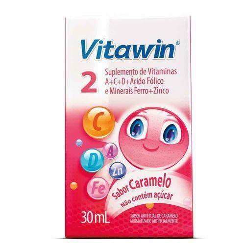 Vitawin-2 gotas com 30ml Sanofi