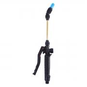 Gatilho Elétrico + Lança 15 cm + Bico Cônico Regulável Azul