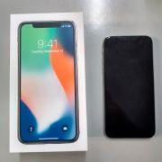 Iphone X Branco Usado