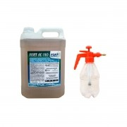 Kit De Limpeza 1 Pulverizador 1,5 Litros + 1 Desincrustante 5 Litros