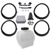 Kit Para Aplicação De Inoculante 2 Bicos Tanque 50 Litros