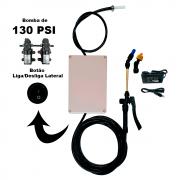 Kit Pulverizador Estacionário 130 PSI com Caixa Steck