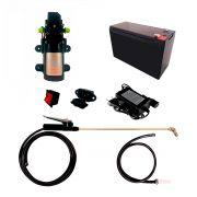 Kit Pulverizador Estacionário com Bateria Recarregável